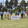 #SantaRosa: Esteban Avilés visitó el Valle para el lanzamiento de temporada