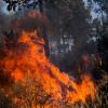Incendio en  Intiyaco