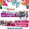 #CarnavalesDelRio en Santa Rosa