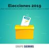 #Elecciones2019: Boleto gratuito para ir a votar