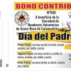 Bomberos Voluntarios: Bono contribución por el Día del Padre