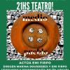 #VillaCiudadParque: Feria navideña y espectáculo de teatro