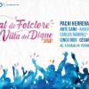 #VillaDelDique: Festival de Folclore a orillas del lago