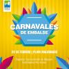 #Embalse: Se viste de color con los #CarnavalesDeEmbalse