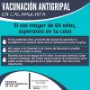 #Calamuchita: Vacuna Antigripal