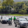 #SantaRosa: Controles con presencia de Gendarmería, Policía de la provincia y locales