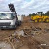#VillaGeneralBelgrano: Leña para los vecinos en la Planta de Residuos RSU