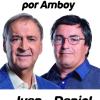 Los Resutados en AMBOY: GANO Daniel Alvarez (HPC) actual Pte. Comunal
