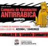 #SantaRosa: Campaña Antirrábica