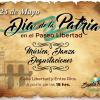 Espectáculos gratuitos en el «Paseo Libertad» por el 25 de mayo
