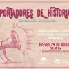 Portadores de Historias en el museo Estanislao Baños