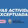 #SantaRosa: Flexibilización de actividades en la localidad