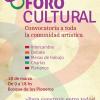 Primer Foro Cultural en Villa G. Belgrano