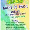 #VillaGeneralBelgrano: Show musical solidario «Noche de Brasil»