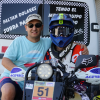 #DeporteDeCalamuchita: Andrés Frini ya corrió la tercer etapa del SARR