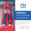 #SantaRosa: Proyecto de cápsulas sanitarias para traslado de pacientes