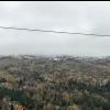 #AltasCumbres: Primera nevada del año