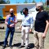 #Calamuchita: Héctor «Pichi» Campana visitó varios clubes para la entrega de subsidios