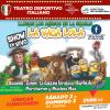 #SantaRosa: Llega la Granja de Zenón al Teatro Deportivo Italiano