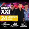 Entrevista a Banda XXI, nos cuentan como se preparan para el show en vivo hoy en Santa Rosa