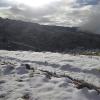 Fotos y Videos: Nevada en el cerro Champaqui