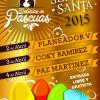 Santa Rosa: Especialidades gastronómicas, danzas y música en vivo en Delicias de pascuas
