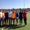 Plantel del Santa Rosa Hockey Club, jugará para el seleccionado de Córdoba en Mar del Plata