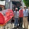 #HospitalRegional: Nuevas camillas para el traslado de pacientes con COVID-19