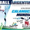 Mundial De Faustball Argentina 2015 en Calamuchita