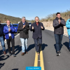 Se inauguro el tramo de ruta Embalse – Segunda Usina