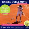 Torneo de tenis doble mixto en Santa Rosa